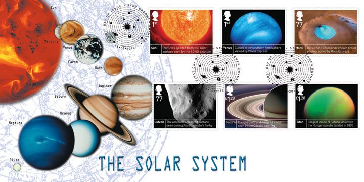 Space Science, The Solar System