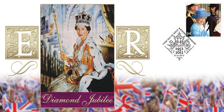 Diamond Jubilee, Coronation Portrait