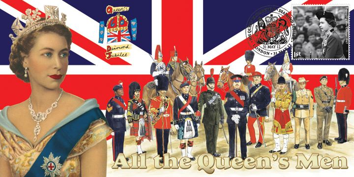 Diamond Jubilee, All the Queen's Men