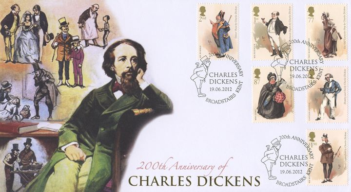 Charles Dickens, Dickens and Characters