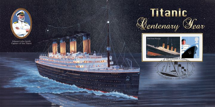 Titanic Centenary, The Last Sighting
