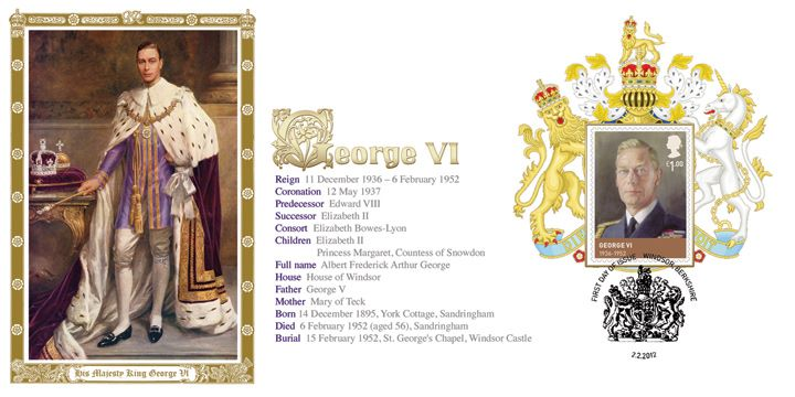 House of Windsor, King George VI