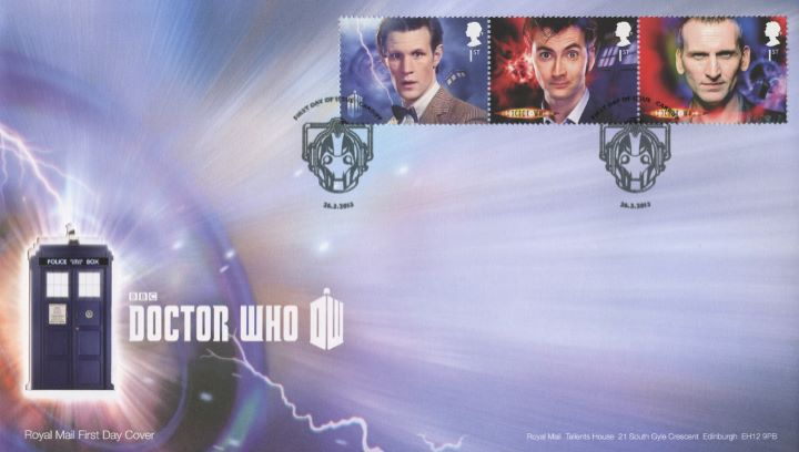 Doctor Who, The Last 3 Doctors