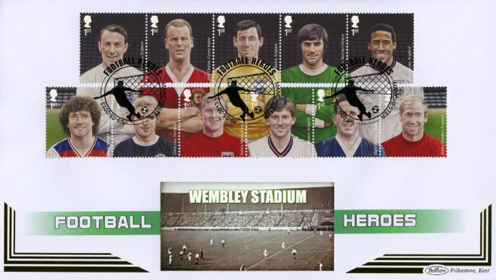 Football Heroes, Wembley Stadium