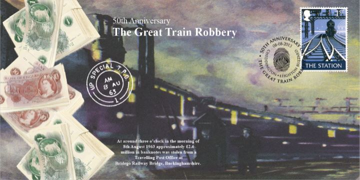 The Great Train Robbery, 50th Anniversary