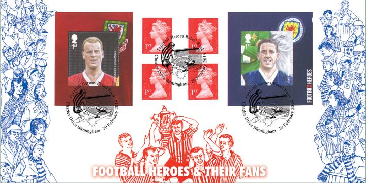 Self Adhesive: Football Heroes (2), Football Fans