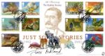 The Just So Stories, Rudyard Kipling Autographed By: Joss Ackland (Starred as Kipling in the TV series)