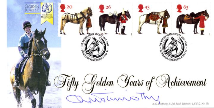 All the Queen's Horses, British Horse Society