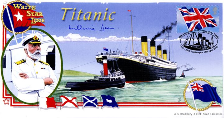 Titanic - 90th Anniversary, White Star Line