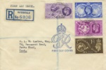 Universal Postal Union Royal Cypher