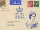 Wildings: 1 1/2d, 2 1/2d The first stamps to feature Queen Elizabeth