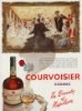 Vintage Adverts Courvoisier Cognac Producer: Country Life