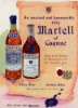 Vintage Adverts Martell of Cognac Producer: Country Life