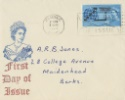 Commonwealth Cable Cachet Envelope