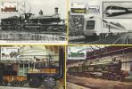 Stockton & Darlington Railway Set of 4 postcards