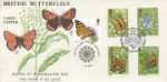 Brilliant Bugs Large Copper Butterfly