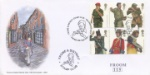 Army Uniforms Frome & District Stamp Club Producer: Official Sponsors