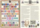 Penny Black: Miniature Sheet The Stamps of Queen Victoria
