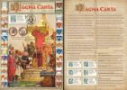 Magna Carta King John Grants Magna Carta Producer: Bradbury Series: Commemorative Stamp Card (6)