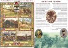 21.06.2016 The Great War Battle of the Somme Bradbury, Commemorative Stamp Card No.23