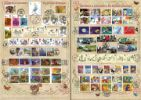 Beatrix Potter Children's Literature on Stamps