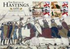 Battle of Hastings [Commemorative Sheet] Bayeux Tapestry