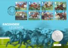 Racehorse Legends The Sport of Kings Medal