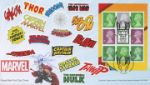 PSB: Marvel With 16 Avengers Stickers