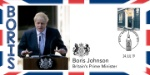 Boris Johnson Britain's new Prime Minister
