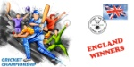 England Winners World Cricket