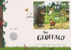 The Gruffalo: Miniature Sheet The Gruffalo Producer: Royal Mint Series: Royal Mint/Royal Mail joint issue (150)
