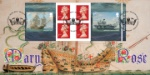 Self Adhesive: Royal Navy Ships Mary Rose Producer: Bradbury Series: BFDC (609)