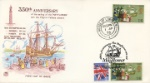 Mayflower Sets Sail Double Dated 350th / 400th Anniversaries Producer: Stuart