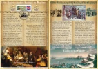 The Mayflower Pilgrim Fathers 400th Anniversary Producer: Bradbury Series: Commemorative Stamp Card (59)