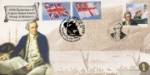 Captain Cook Double dated cover