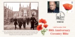 80th Anniversary of Coventry Blitz Churchill at Cathedral