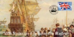 The Pilgrim Fathers V2 Set Sail to America