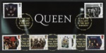 Queen Stamp Sheet Header