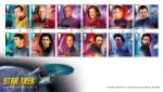 Star Trek Captains and Crew