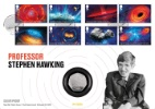 Visions of the Universe Stephen Hawking Producer: Royal Mint Series: Royal Mint/Royal Mail joint issue (153)