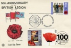 British Legion 50th and 100th Birthdays