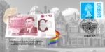 Machins (EP): 2nd Bar Code Alan Turing features on new £50 note