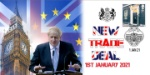 New Brexit Trade Deal with Europe New Brexit Trade Deal with EU