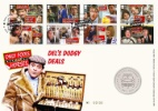 Only Fools and Horses Del Boy Silver Service Producer: Royal Mint Series: Royal Mint/Royal Mail joint issue (162)