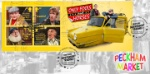 Only Fools and Horses: Miniature Sheet Robin Reliant Producer: Bradbury Series: BFDC (739)