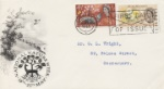 National Nature Week Slogan Postmark