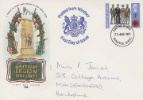 General Anniversaries 1971 British Legion