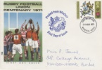 General Anniversaries 1971 Rugby