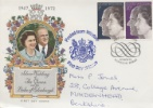 Silver Wedding 1972 HM The Queen & Prince Phillip