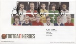 Football Heroes Royal Mail's Dream Team